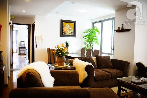 Ngắm căn hộ ấm áp tại Hoàng Hoa Thám, Hà Nội 2