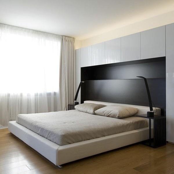 Cải tạo phòng 60 m² cho vợ chồng trẻ 6