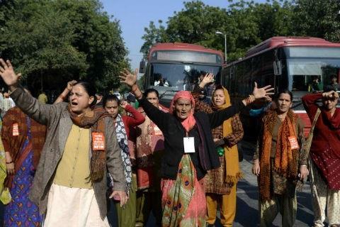 Du khách Mỹ bị hiếp dâm tập thể ở Ấn Độ 1