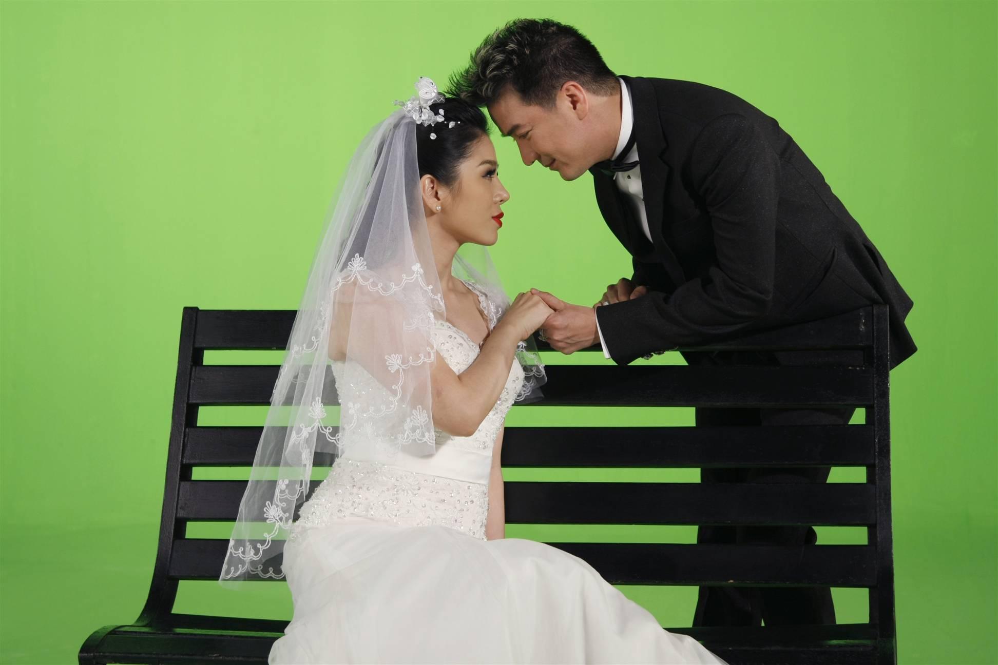 Lệ Quyên - Mr Đàm tung ảnh cưới 'hôn' nhau tình tứ 12