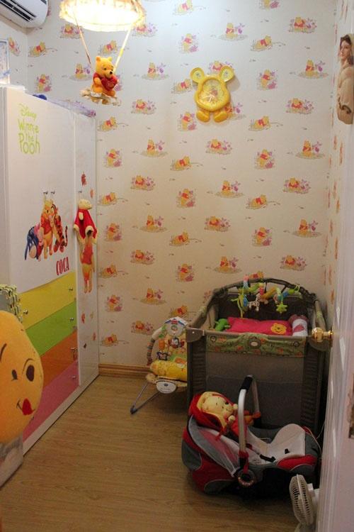 Đột nhập phòng ngủ của các nhóc tì nhà sao Việt 8