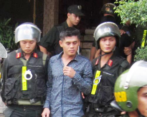 Nhóm nghi can đánh Phó giám đốc Sở Giao thông bị bắt 1