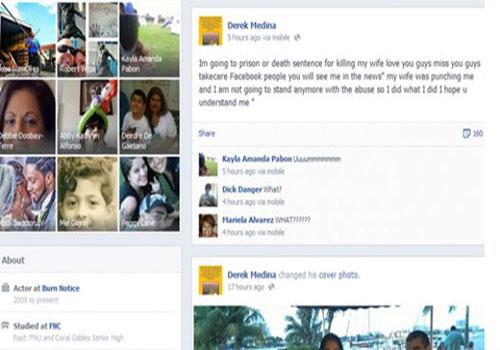 Kinh hoàng giết vợ rồi khoe ảnh trên Facebook 2