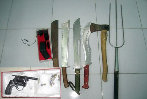Tướng cướp 20 tuổi gây án tàn bạo tại Sài Gòn 2