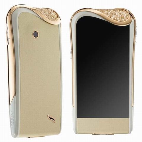 Smartphone nạm kim cương dành riêng cho quý bà 6