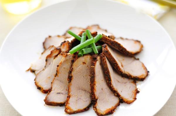 Thịt heo nướng kiểu mới mềm thơm hấp dẫn 5