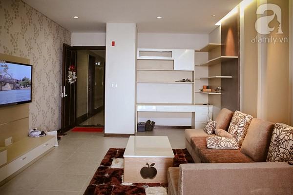 Ngắm căn hộ sang trọng với nội thất tông trầm ở TP Hồ Chí Minh 4