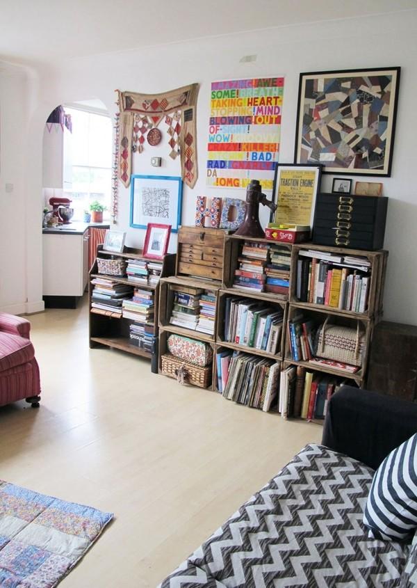 Ngắm căn hộ vintage đẹp như mơ nhờ tận dụng đồ cũ 11
