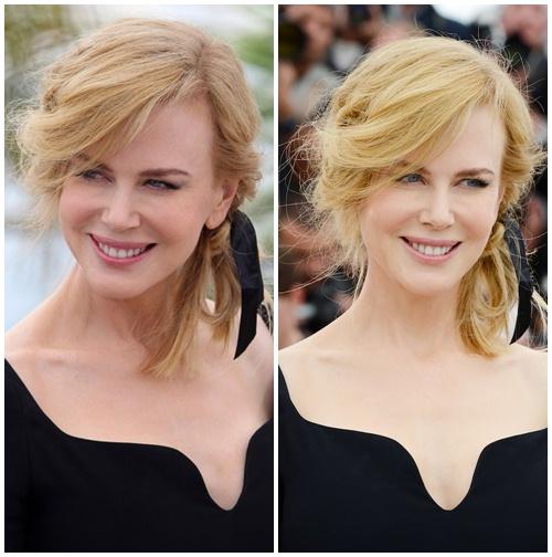 Vấn tóc đẹp như Nicole Kidman 1