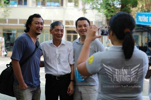 Hoàng Thùy Linh rạng ngời trong ngày trở lại với điện ảnh 4