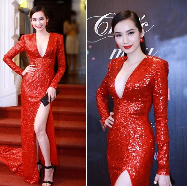 Phong cách thời trang đẹp mỹ miều của Trúc Diễm 6