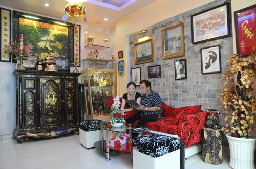 Thăm nhà phố, nhà vườn của nghệ sĩ hài Hồng Tơ 2