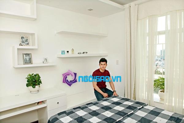 Ngắm căn hộ tầng 12 của siêu mẫu Lương Công Tuấn 11