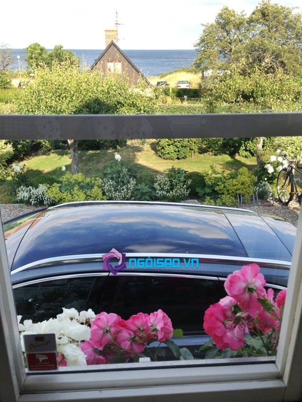Nhà đẹp như thiên đường của chồng Tây Đoan Trang 2