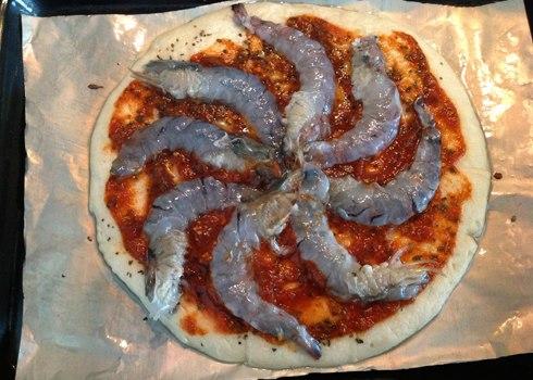 Tự làm bánh pizza ngon như ngoài hàng 6