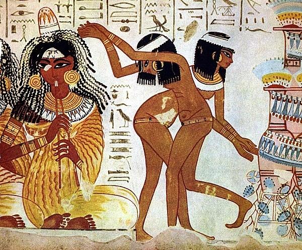 """Quan niệm chuyện """"phòng the"""" trong các nền văn hóa cổ đại 6"""