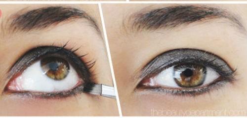 Trang điểm mắt cuốn hút với tông màu đỏ 2