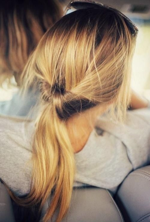 Chọn kiểu tóc nào cho những ngày mưa gió 13