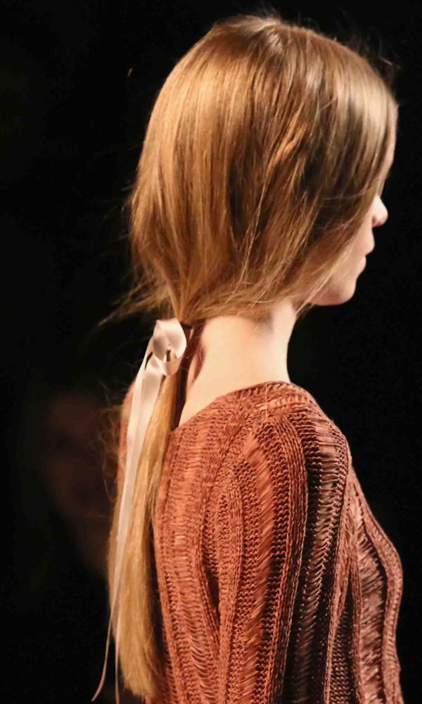 7 kiểu tóc búi, cột quyến rũ cho mùa Hè 2013 19