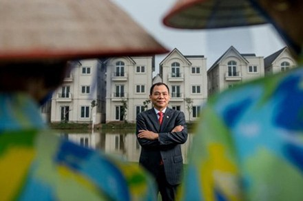 Chuyện chưa kể về tỷ phú Đô la đầu tiên của Việt Nam 2