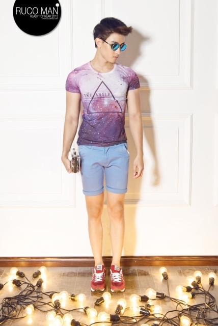 Biến hóa cho thời trang nam trong hè 2013 8