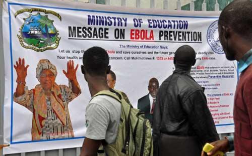 Xót thương người dân Tây Phi vừa chống Ebola, vừa phải chống đói 1
