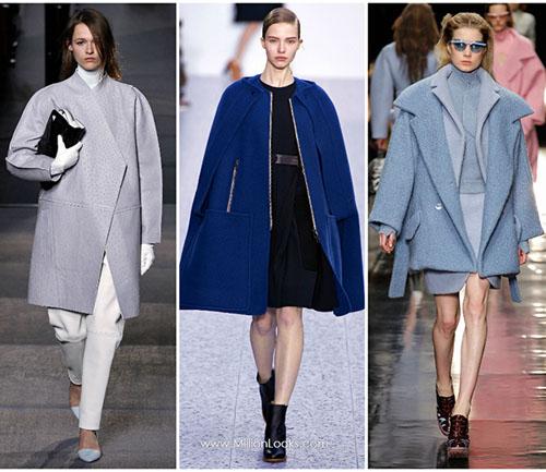 9 kiểu áo khoác lên ngôi mùa đông 2013 7