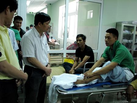 Tai nạn kinh hoàng vụ xe khách Mai Linh qua lời kể của nạn nhân 7