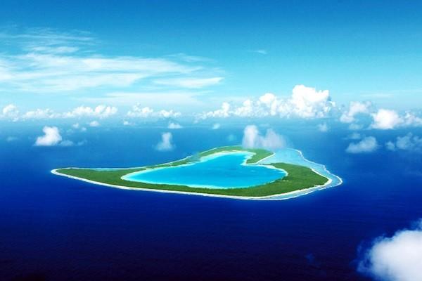 Những hòn đảo hình trái tim tuyệt đẹp trên thế giới 17