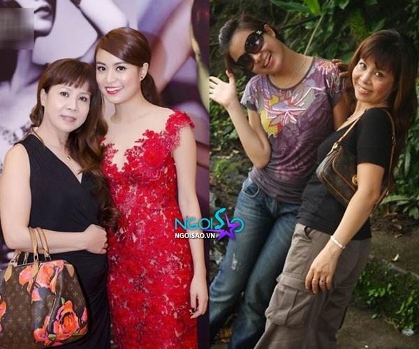 """Những cặp mẹ - con sao Việt trẻ trung như... """"hai chị em"""" 6"""