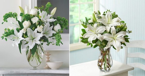 5 cách cắm hoa ly để bàn tuyệt đẹp 2
