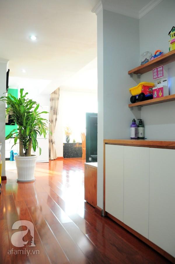 Thăm căn hộ có không gian bếp hoàn hảo ở Dịch Vọng, Hà Nội 1