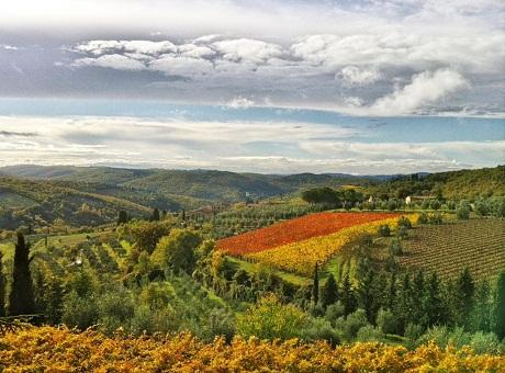 """Những """"thiên đường"""" mùa thu đẹp nhất thế giới 11"""