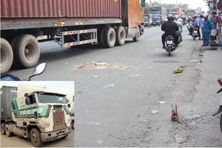 Nữ công nhân vừa sinh con chết thảm trên đường đi làm 1