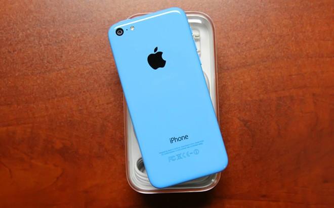 iPhone 5S chính hãng màu vàng sẽ 'cháy' hàng 2