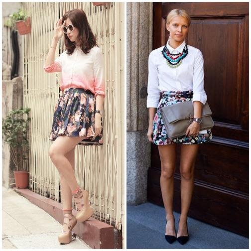 Những mẫu váy xòe đang 'tung hoành' làng thời trang 6