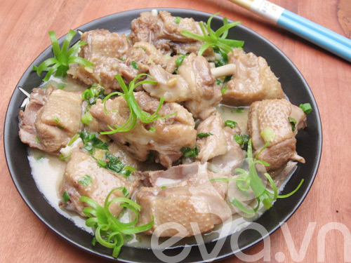 Cơm chiều với vịt om nước cốt dừa 11