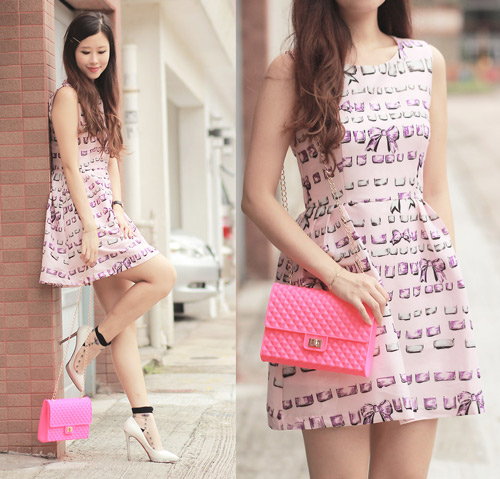 Những mẫu váy xòe đang 'tung hoành' làng thời trang 14