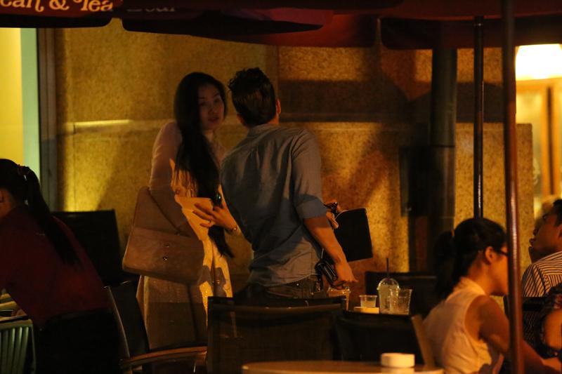 Cao Thái Sơn hẹn hò bạn gái sau nghi án gạ tình hot boy 7
