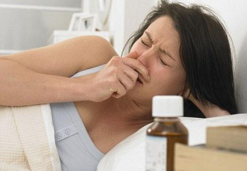Một số sai lầm chủ quan khi điều trị bệnh cúm 1