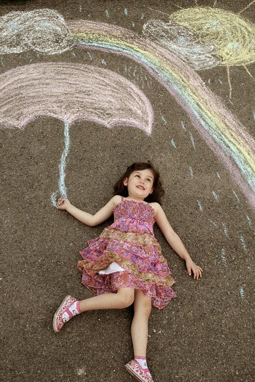 Hình ảnh tuyệt vời của những bà mẹ sáng tạo chụp cho con 2