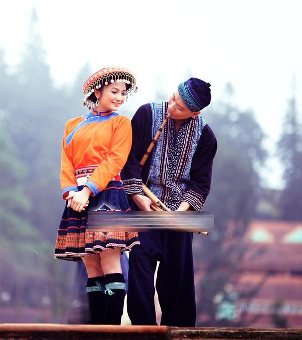 Ảnh cưới độc đáo của các cặp vợ chồng sao Việt 17