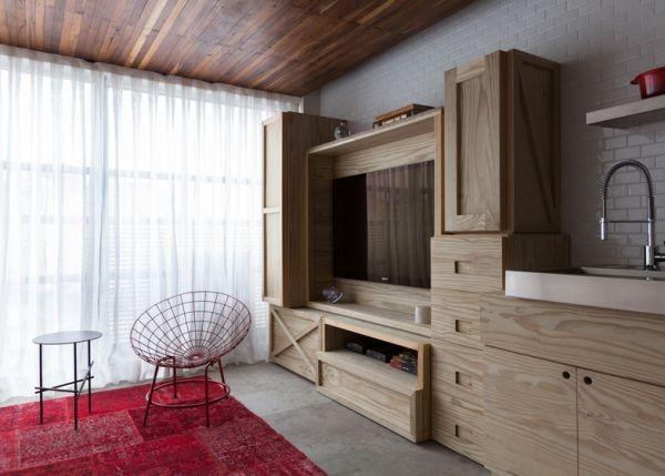 Ngắm căn hộ 25m² tuyệt vời trong từng chi tiết 1