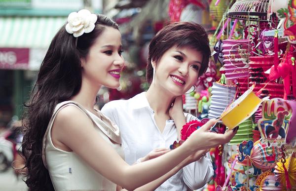 Hai single mom Bảo Trúc, Oanh Yến đọ sắc 5
