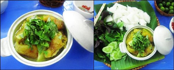 Đi ăn bún đậu ngon, rẻ phố Hàng Khay 4