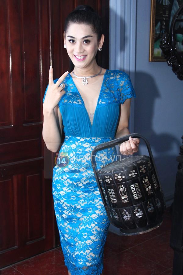 Hé lộ hình ảnh biệt thự 5000m² của gia đình Lâm Chi Khanh 25