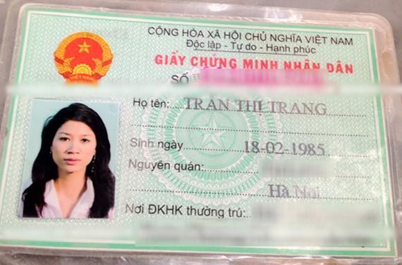 Xem ảnh, tên tuổi thật của sao Việt trên CMND và hộ chiếu 14