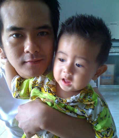 """Những cái """"nhất"""" của các ông bố nổi tiếng trong showbiz Việt 1"""