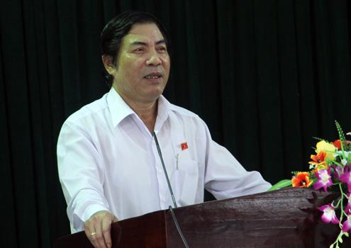 """Trưởng ban Nội chính Nguyễn Bá Thanh: Sẽ thẳng tay """"truất"""" ghế Trưởng ban dự án 1"""