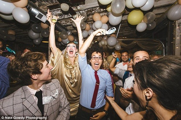 Chùm ảnh cưới đẹp long lanh của cặp đôi đồng tính Mỹ 13